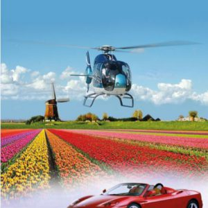 Helivliegen + Ferrari